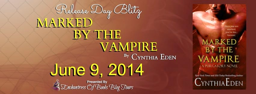Marked By the Vampire Release Blitz