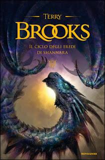 Terry Brooks - Il Ciclo degli Eredi di Shannara, 4 libri (1990 - 1994) - ITA