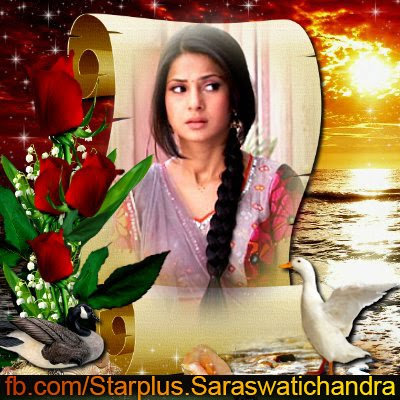 saraswatichandra kusum and saras  Saraswatichandra 18th December 2013 Writt...
