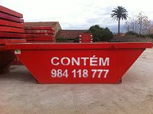 Caja 5 o 6 m3 (estándar)