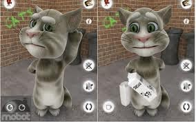 Talking Tom Cat iphone full
