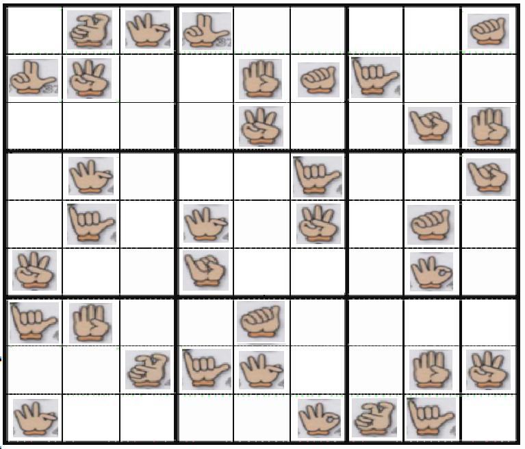 sudoku faz