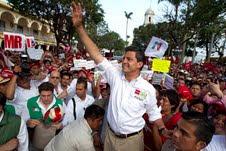 Enrique Peña Nieto en Córdoba, Ver.