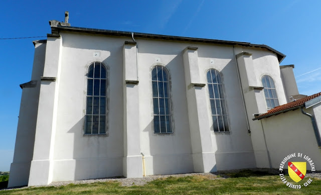DOMPTAIL-EN-L'AIR (54) - Eglise Saint-Etienne