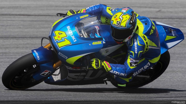 MotoGP : Espargaro dan Vinales semakin cepat di tes 1 Sepang Malaysia . .