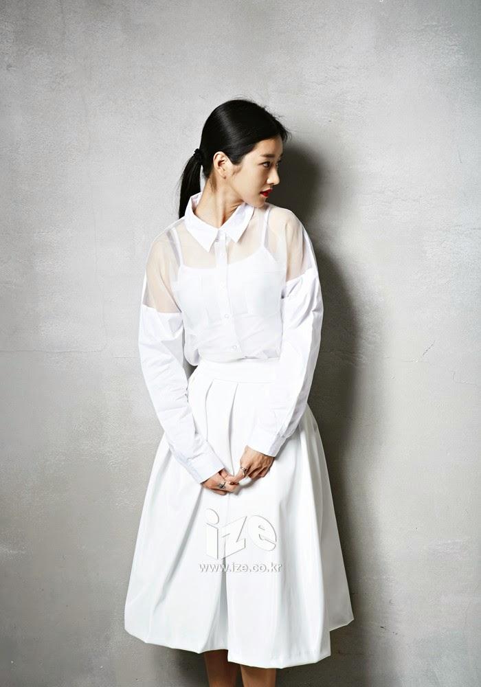 Seo Ye Ji - ize May 2014