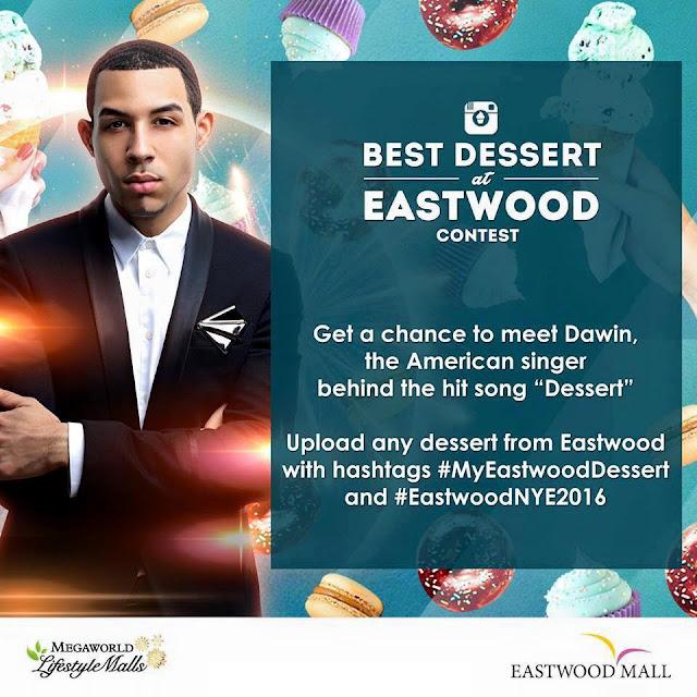 Dawin Dessert singer