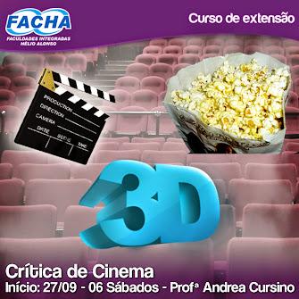 CURSO DE CRÍTICA DE CINEMA