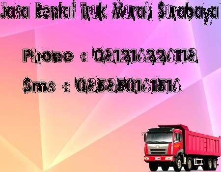Jasa Rental Truk CDD Double Murah Surabaya-Subang