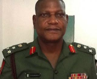 Brigadier General Enitan Ransome-Kuti