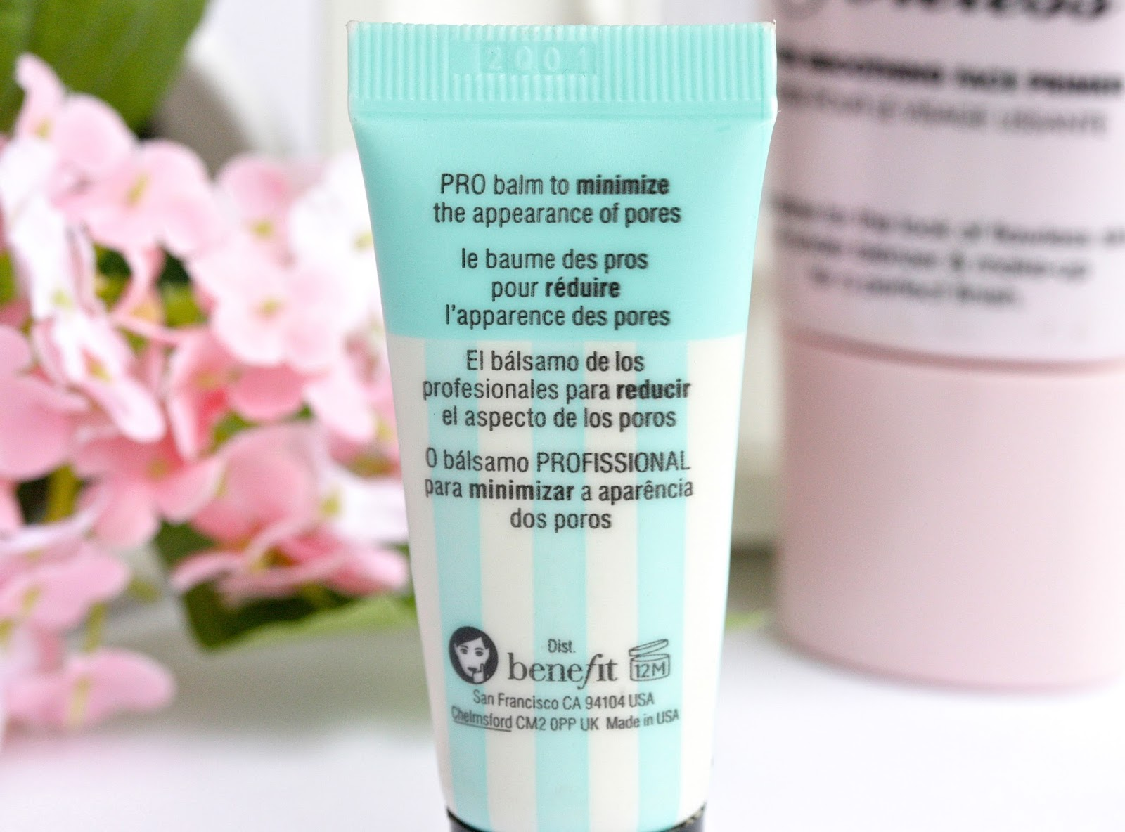 My Favorite Face Primers Too Faced Primed And Poreless Vs Benefit Porefessional