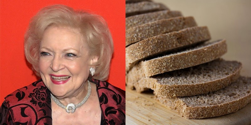 Unbelievable...These 23 Mind Blowing Facts Will DESTROY Your Understanding Of Time - Betty White is older than sliced bread.