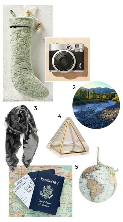 Boston Blogger Gift Guide for the Wanderlust Traveler