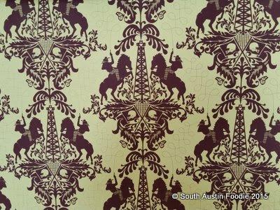 Liberty Kitchen wallpaper