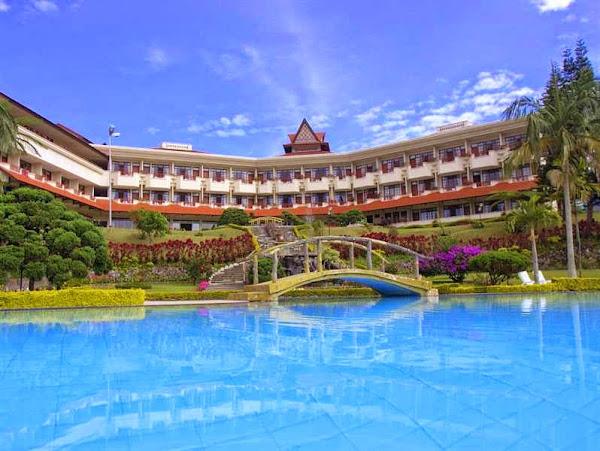 Hotel Bagus & Romantis di Berastagi Mulai RP 200 ribu