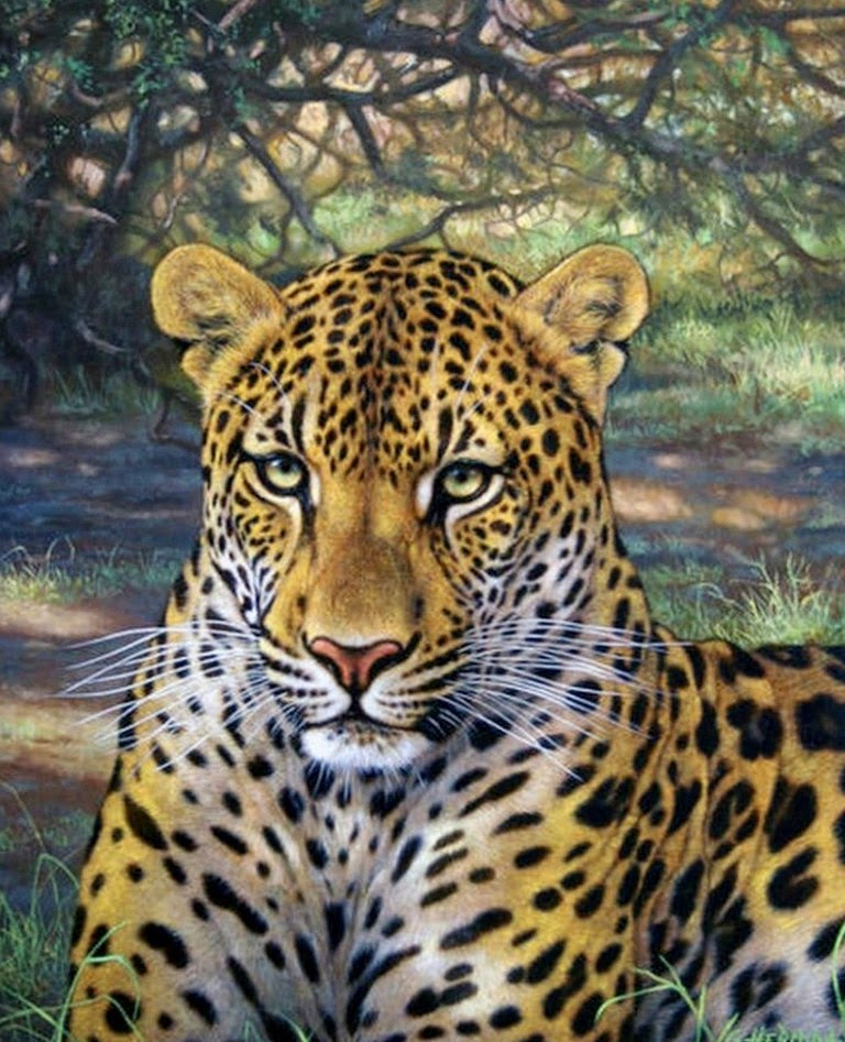 paisajes-de-la-selva-con-tigres-pintados-en-realismo