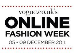 Vogue.com unveils details for Online Fashion Week