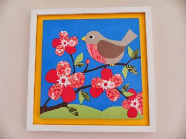 SPRING BIRD PICTURE