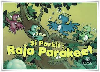 Raja Parakeet Cerita Rakyat Aceh