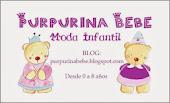 PURPURINA BEBE