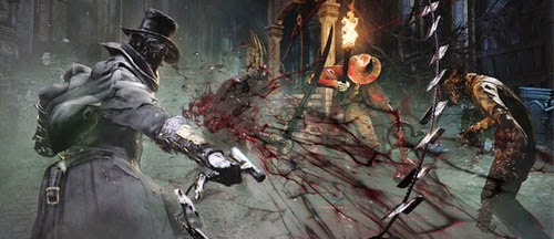 Bloodborne New action game for the PlayStation 4