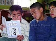 . animados por Miguel y los libros