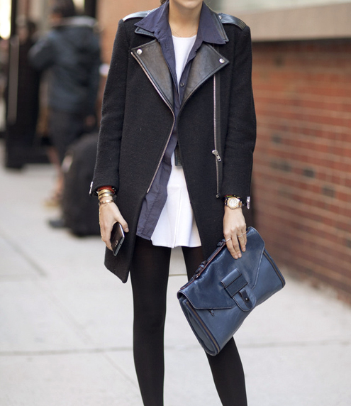 Zara woll mantel schwarz