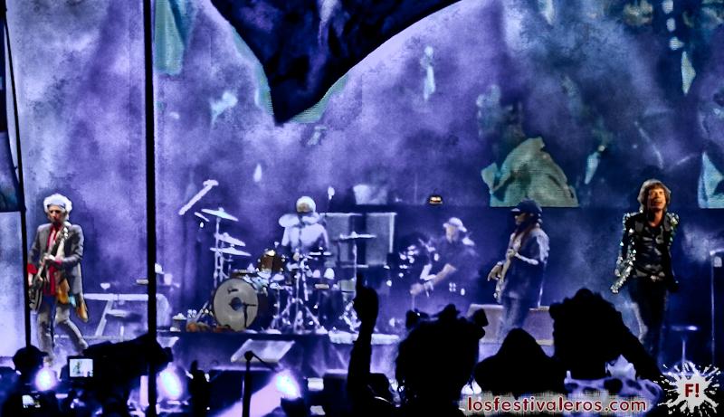 Glastonbury 2014, Rolling Stones, Live, Festival