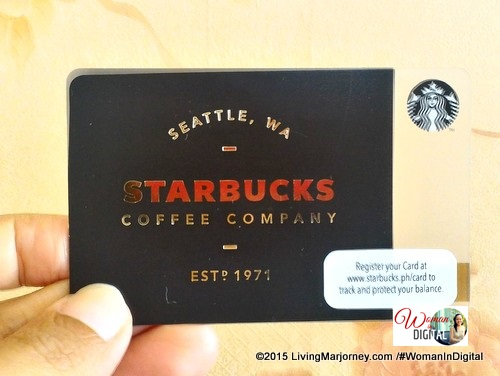 Starbucks Coffee Company Design Card