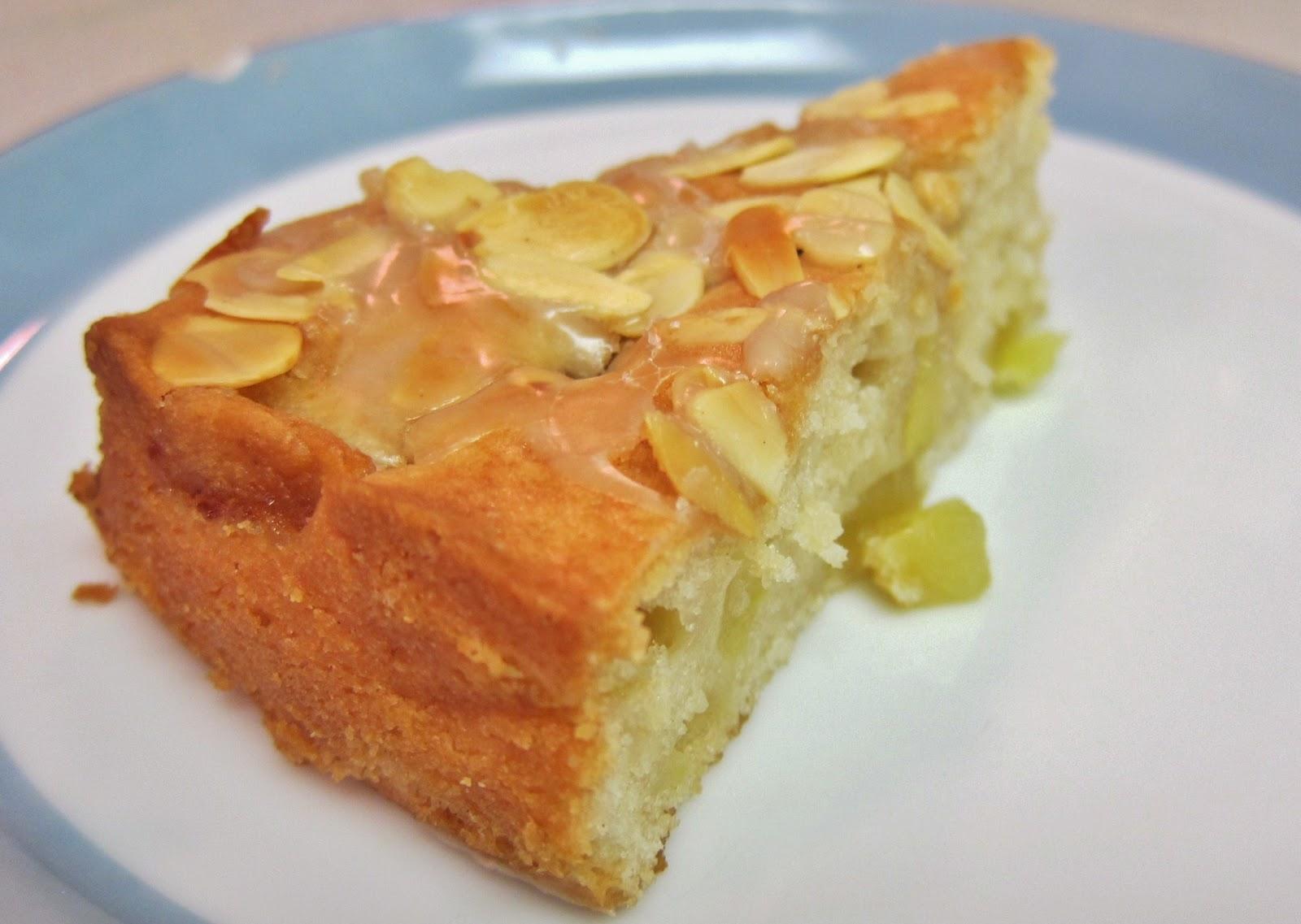 Non Dairy Apple Coffee Cake
