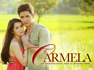 SINOPSIS DRAMA FILIPINA CARMELA ,TV3
