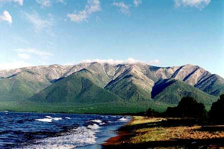 Deepest Lakes In The World Lake Baikal