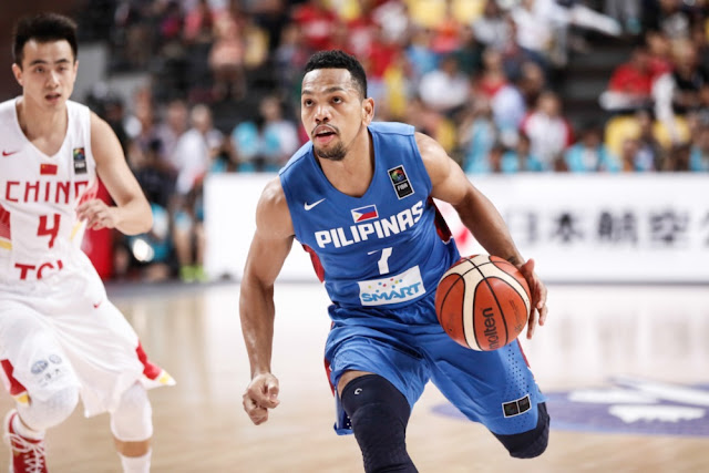 Jayson Castro maintains title as one of the best players in Asia