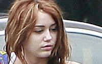 Fotos de Miley Cyrus sin Maquillaje