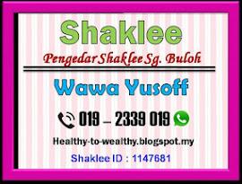 ..::Pengedar Shaklee Sg.Buloh::..