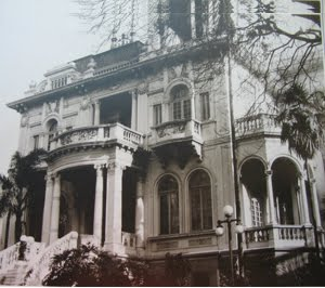 Residencia de Nagib Salem, 1920.