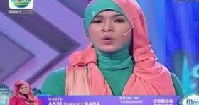 """Foto """"Nabila"""" Peserta AKSI Indosiar 2015"""