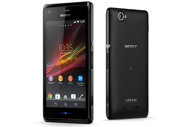 Budget Smartphone From Sony