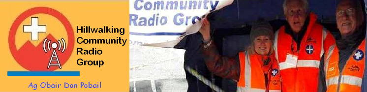 Hillwalking Community Radio Group