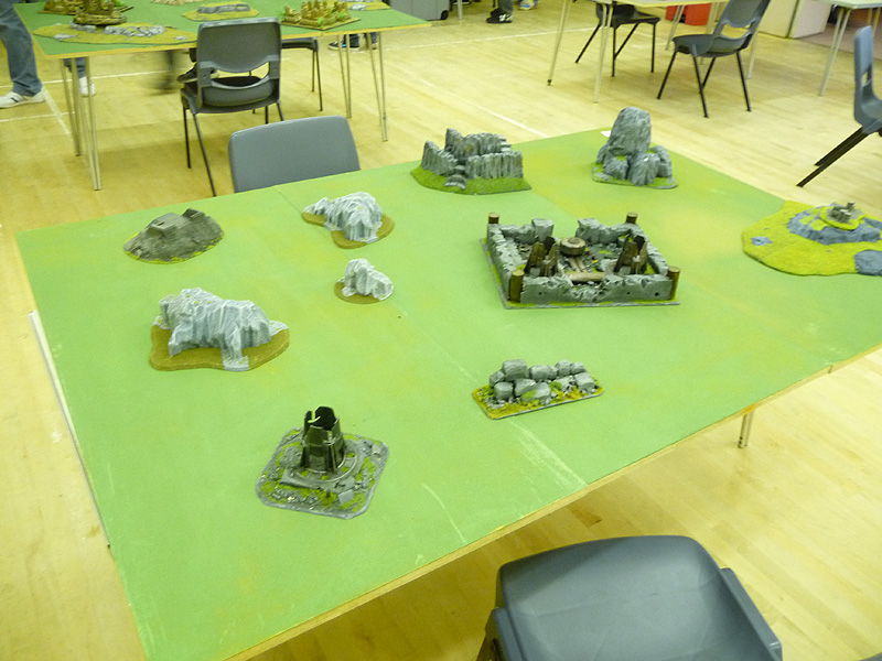 Confessions of a 40k addict terrain is everything for Table 6 km turquie