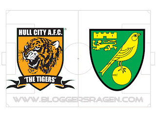 Prediksi Pertandingan Norwich City vs Hull City