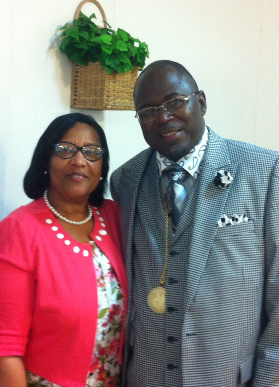 Presiding Elder & First Lady