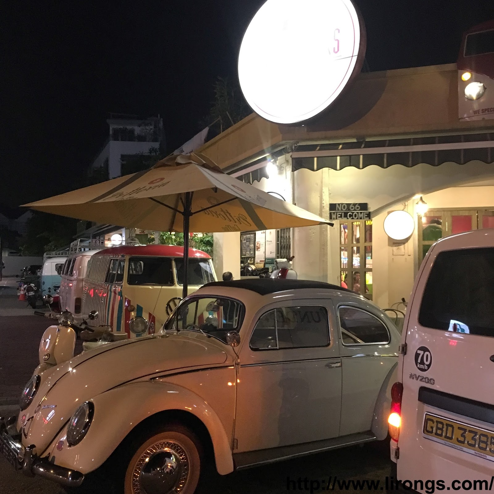 Reviews me and my volkswagen cooking recipes owners features - Review Kombi Rocks Yio Chu Kang Road Theshiokbook