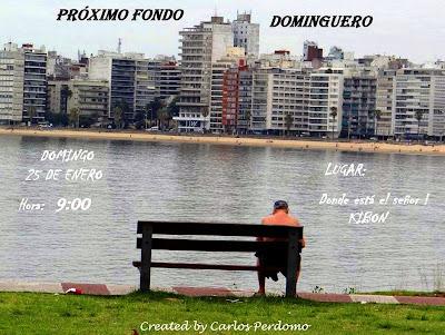 Entrenamiento - 3º Fondo dominguero compartido (25/ene/2015)
