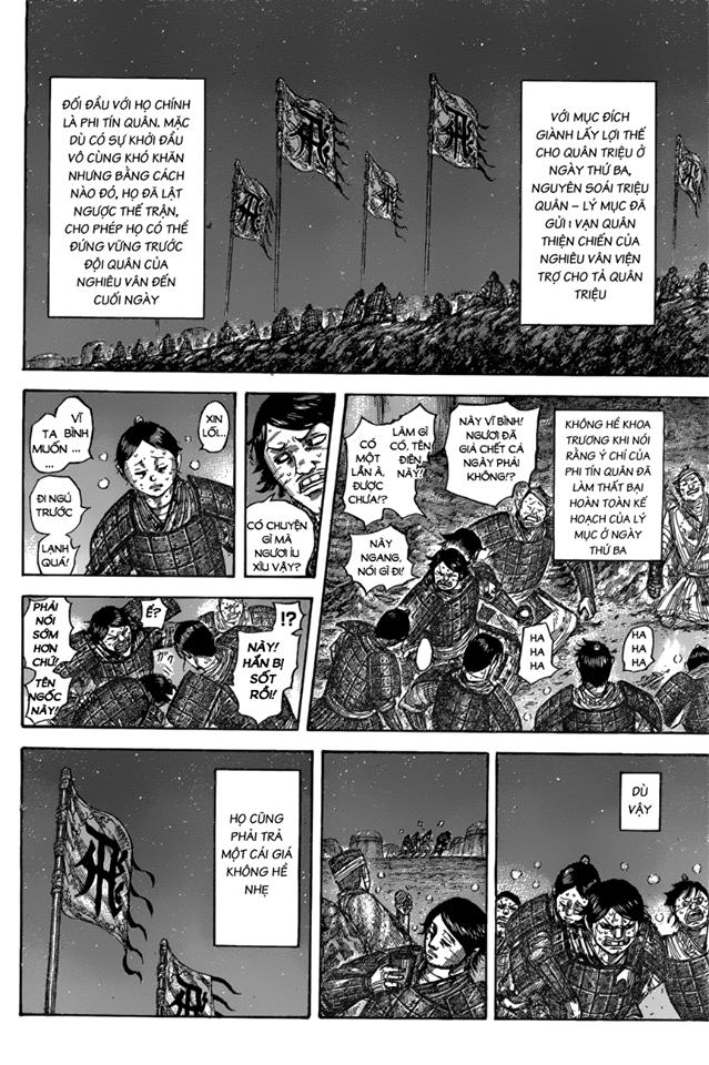 Kingdom - Vương Giả Thiên Hạ (HT) Chapter 550 - Hamtruyen.vn