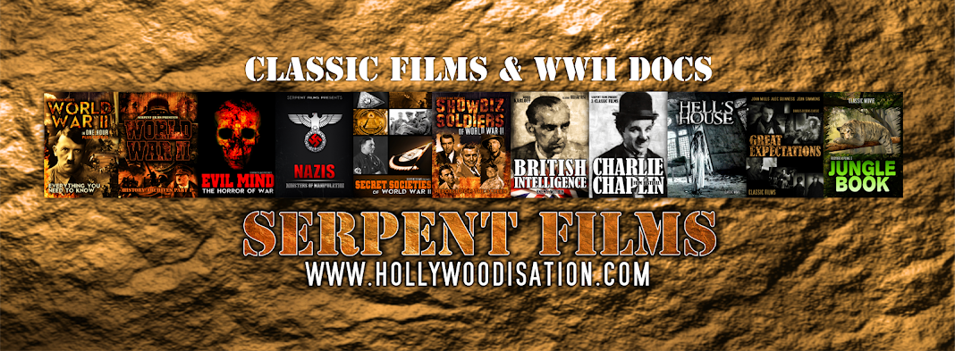 Classic Vintage Retro Movies Films & WWII Documentaries