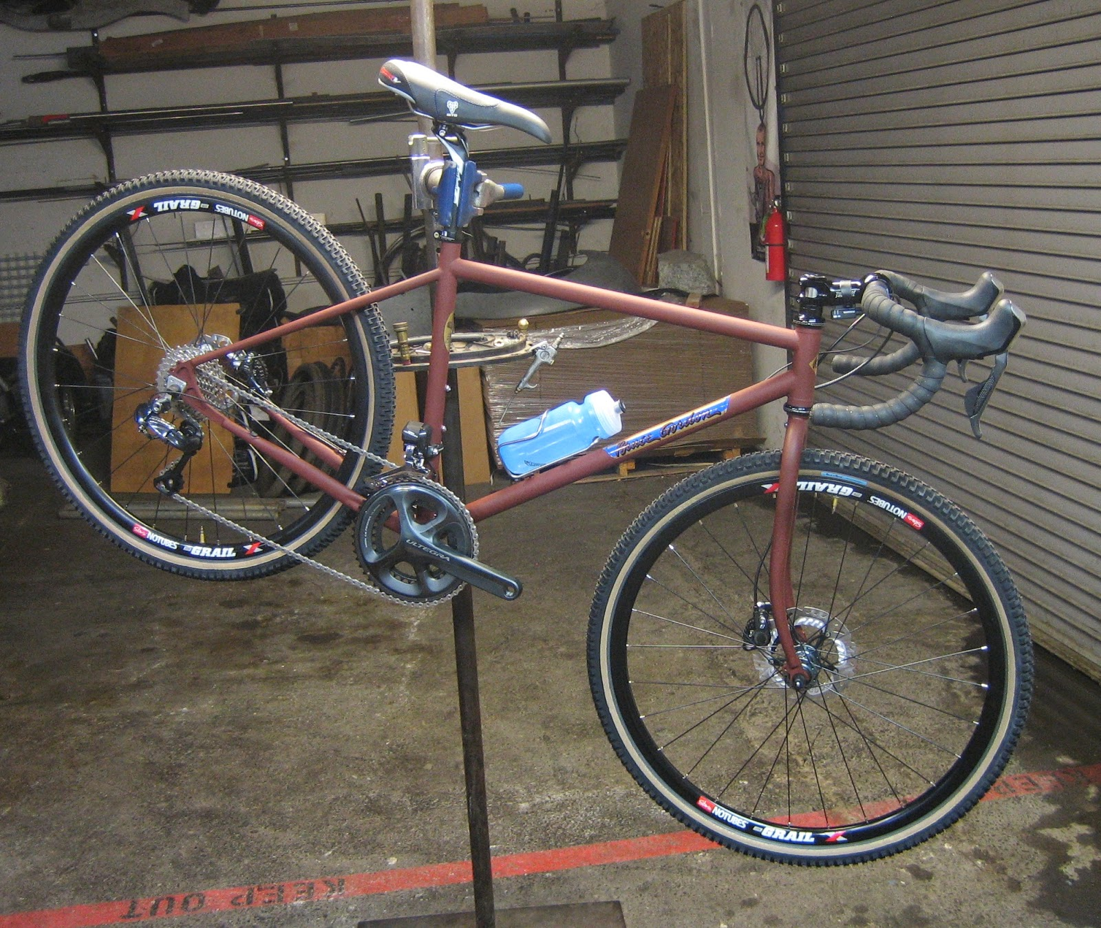 Bruce Gordon Cycles The Unofficial Official Blog Monster Cross