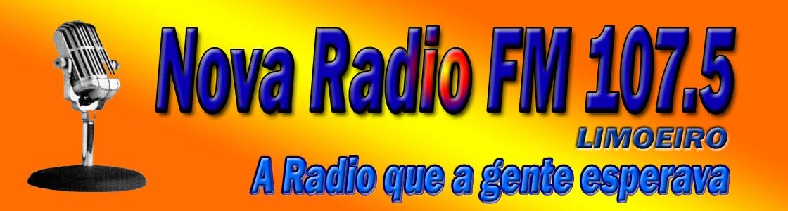 Nova Radio FM 107.5 Limoeiro