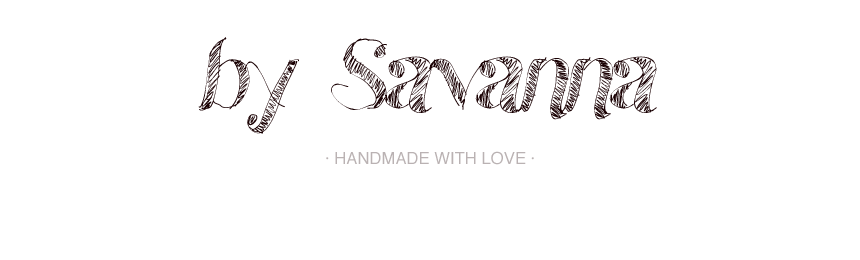 by Savanna Home and Kids handmade