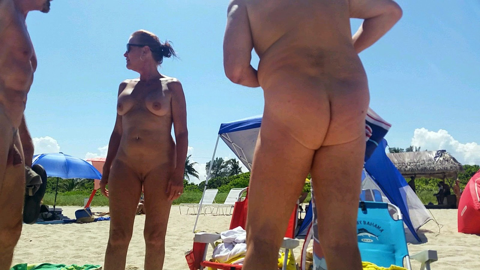 Remarkable, rather Haulover beach fucking video curious